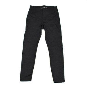 Outdoor Voices Women's Sz M 3/4 Black Gray Legging